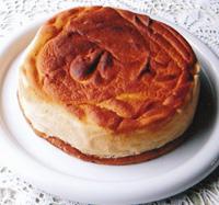 スフレ・チーズ・ケーキ(プロセス・チーズ使用)